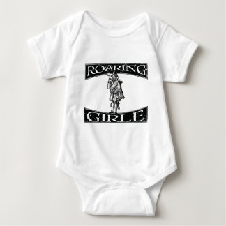 The Roaring Girle (Girl) Mary Firth Shirt- Border Baby Bodysuit