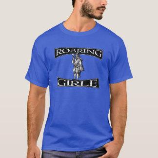 The Roaring Girle (Girl) Mary Firth Shirt- Border T-Shirt