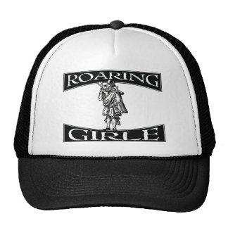 The Roaring Girle (Girl) Mary Firth Shirt- Border Trucker Hat