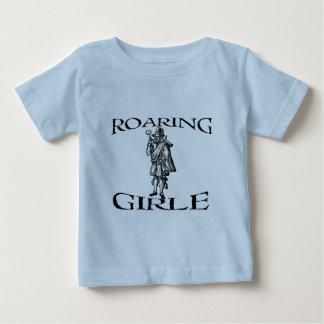 The Roaring Girle (Girl) Mary Firth Shirt- Light Baby T-Shirt