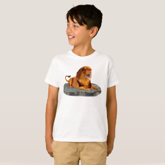 The Roaring Lion King T-Shirt
