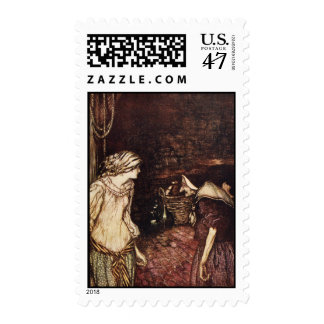 The Robber Bridegroom Postage