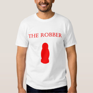 The Robber - Red Shirt