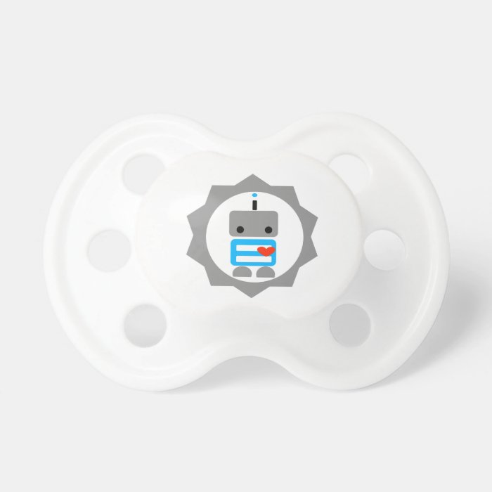 The Robot! Pacifier
