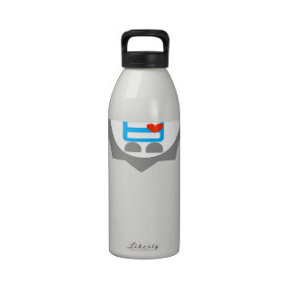 The Robot Water Bottles