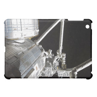 The robotic arm of the Japanese Experiment Modu 2 iPad Mini Cover