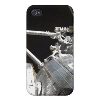 The robotic arm of the Japanese Experiment Modu 2 iPhone 4/4S Cover
