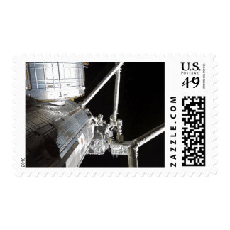 The robotic arm of the Japanese Experiment Modu 2 Postage
