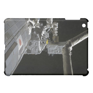 The robotic arm of the Japanese Experiment Modu iPad Mini Covers