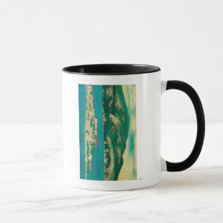 The Rock, Alcatraz Island and San Francisco Mug