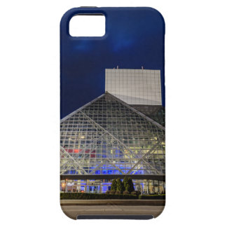 The Rock and Roll Hall of Fame at Dusk iPhone SE/5/5s Case
