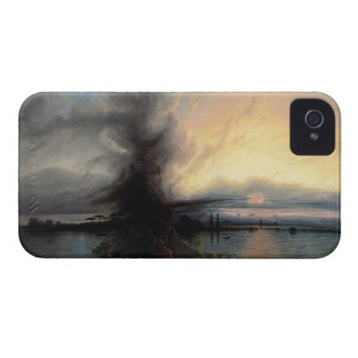 The Rock of Salvation, 1837 (oil on canvas) iPhone 4 Cases