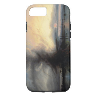The Rock of Salvation, 1837 (oil on canvas) iPhone 7 Case