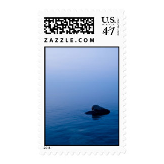 The Rock Postage Stamp