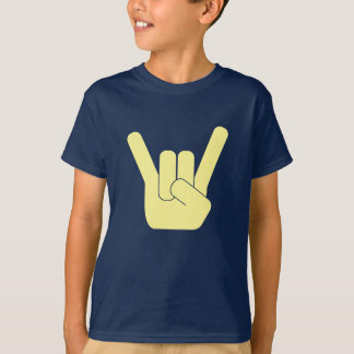 The Rock Sign T-Shirt