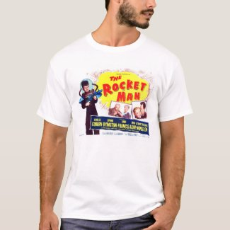 The Rocket Man T-Shirt