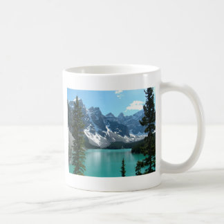 The Rockies - Moraine Lake Coffee Mug