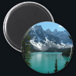 """The Rockies - Moraine Lake Magnet<br><div class=""""desc"""">The Rockies - Moraine Lake</div>"""
