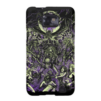 The Rockin' Dead Skeleton Zombies Galaxy S2 Covers