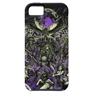 The Rockin' Dead Skeleton Zombies iPhone 5 Cover