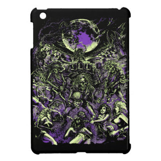The Rockin' Dead Skeleton Zombies Cover For The iPad Mini