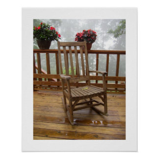 The Rocking Chair Posters