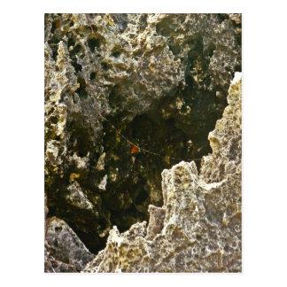 The Rocks Of Hell Postcard