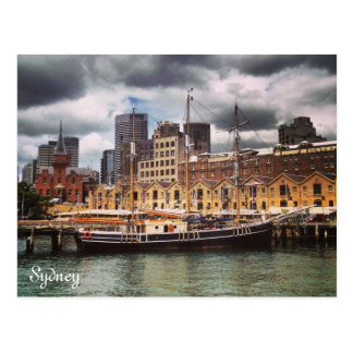 The Rocks - Waterfront Postcard