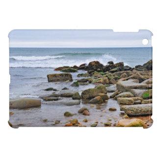 The Rocky Beaches of Montauk, Long Island, NY iPad Mini Covers