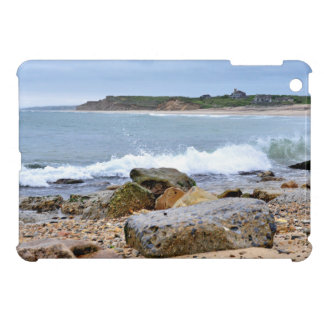 The Rocky Beaches of Montauk, Long Island, NY iPad Mini Case