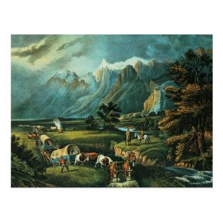 The Rocky Mountains Postcard