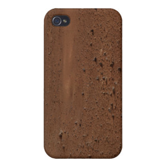 The rocky surface of Mars iPhone 4/4S Cases