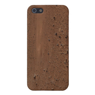 The rocky surface of Mars iPhone SE/5/5s Case