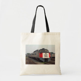 The Roger Williams Trainset Tote Bag