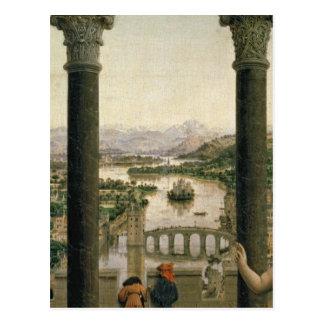 The Rolin Madonna , c.1435 Postcard