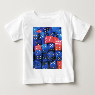 The roll of a dice baby T-Shirt