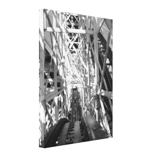 The Roller Coaster Canvas Print