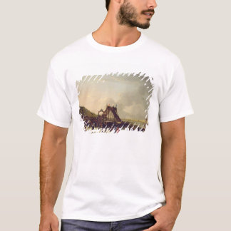 The rollercoasters on the Neva in St. T-Shirt
