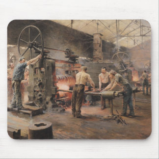 The Rolling Mill Mouse Pad