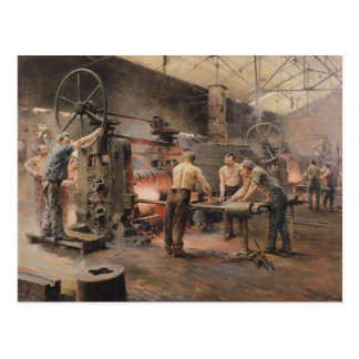 The Rolling Mill Postcard