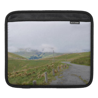 The rolling Port Hills, Christchurch Sleeve For iPads