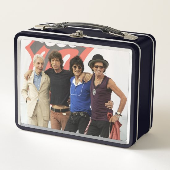 The Rolling Stones Announce Tour | New York Metal Lunch Box
