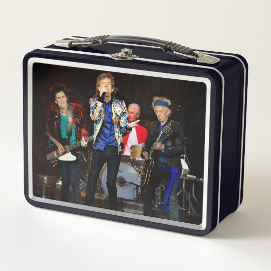 The Rolling Stones | Manchester, England 2 Metal Lunch Box
