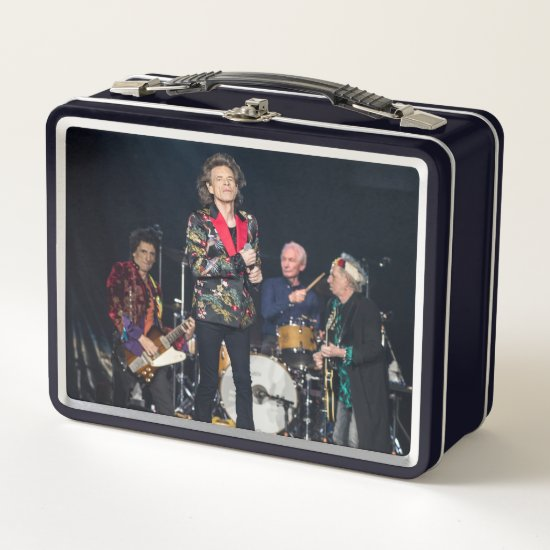 The Rolling Stones | U Arena Nanterre, France Metal Lunch Box
