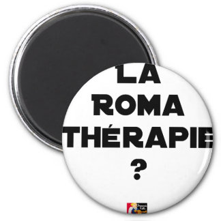 THE ROMA THERAPY? - Word games - François City Magnet