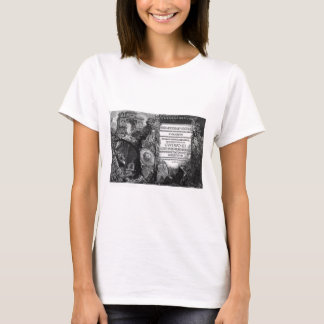 The Roman antiquities, t. 1, Plate I. by Giovanni T-Shirt