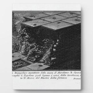 The Roman antiquities, t. 1, Plate VIII. Aurelian Plaque