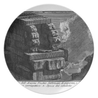 The Roman antiquities, t. 1, Plate XI. Urban Walls