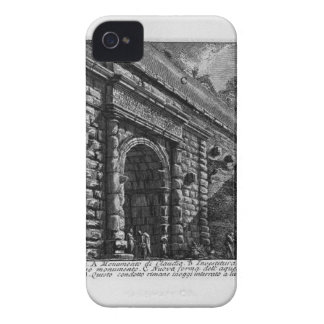 The Roman antiquities, t. 1, Plate XII. Aqua... iPhone 4 Cover