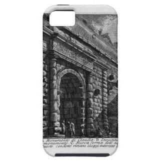 The Roman antiquities, t. 1, Plate XII. Aqua... iPhone SE/5/5s Case